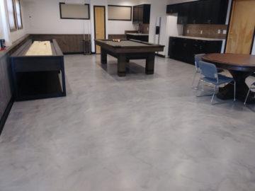Commercial Interior Overlay Rocky Mountain Resurfacing, Durango Colorado