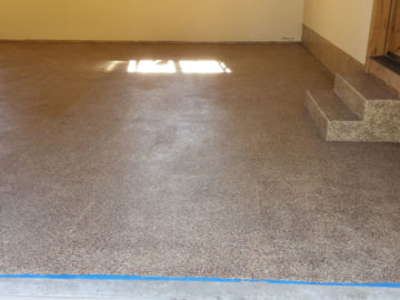Garage Floor Epoxy Rocky Mountain Resurfacing, Durango Colorado