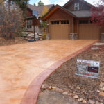 Driveway Rocky Mountain Resurfacing, Durango Colorado
