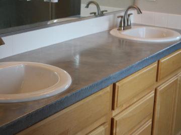 Bathroom Countertops Rocky Mountain Resurfacing, Durango Colorado