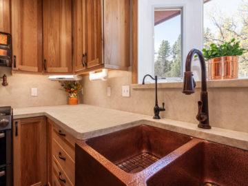Interior Overlay Systems Rocky Mountain Resurfacing, Durango Colorado