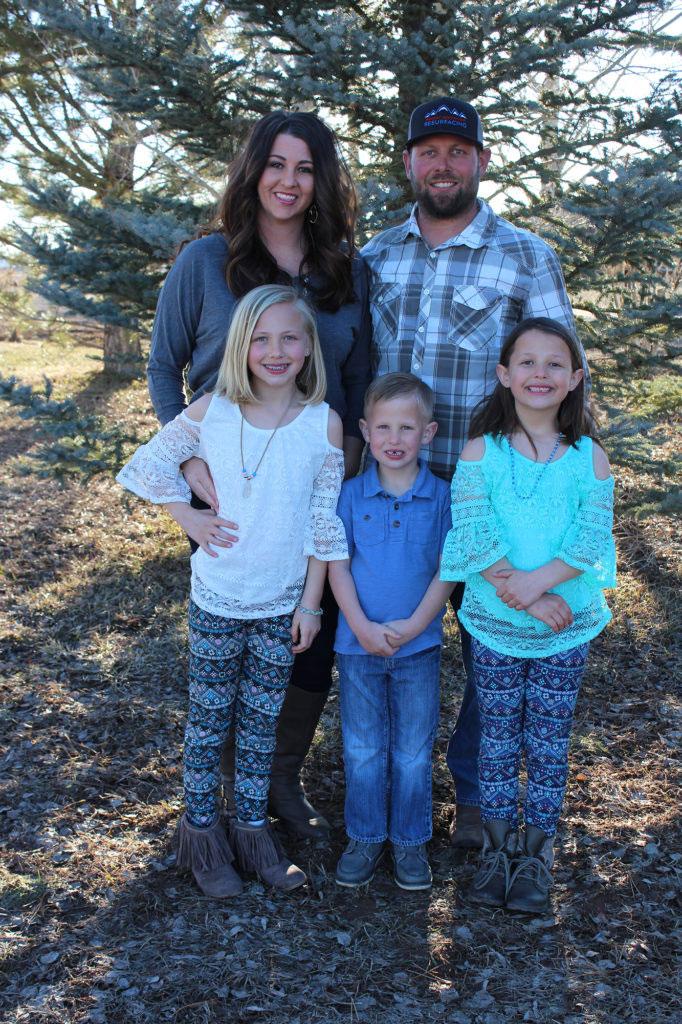 About Us, Family Photo Rocky Mountain Resurfacing, Durango Colorado