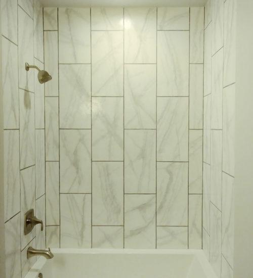 Shower System Rocky Mountain Resurfacing, Durango Colorado